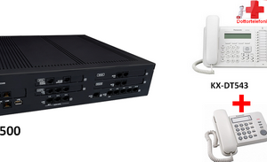 kit centralino ns500-dt543ts520