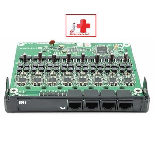 Panasonic KX-NS5284X-scheda-4-isdn-panasonic